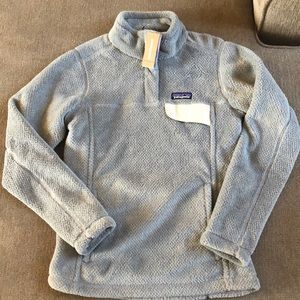 Patagonia Women's Re-Tool Snap-T P/O NWT